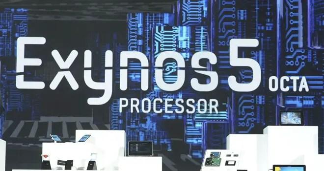 Samsung Exynos5 Octa