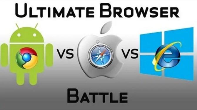 Tablet Browser Vergleich
