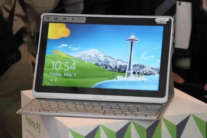 Acer Aspire P3 Test
