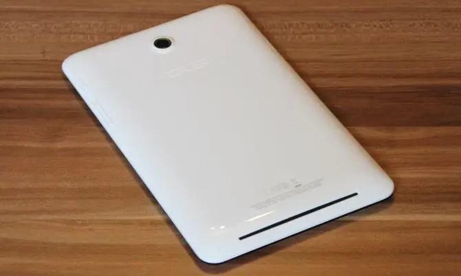 ASUS MeMO Pad HD 7 Kamera