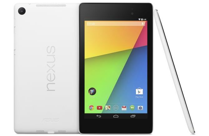 Nexus 7 in Weiß