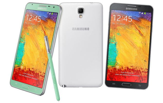 Samsung Galaxy Note 3 Neo in Deutschland