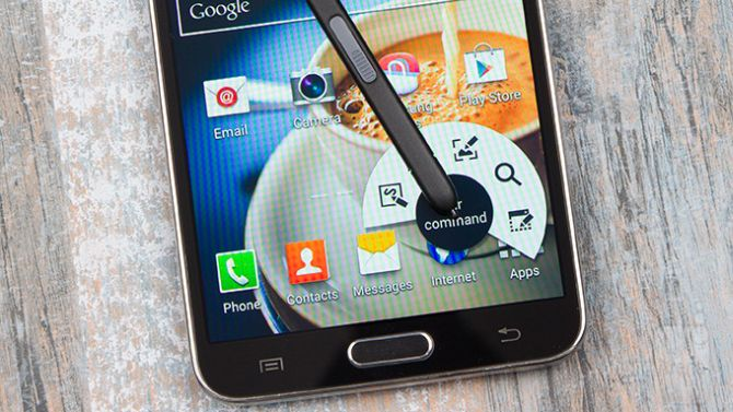 Samsung Galaxy Note 3 Neo Hands On