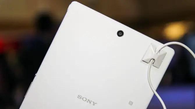 Sony Xperia Z3 Tablet Compact Rückseite