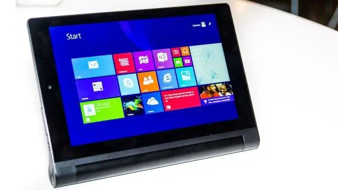 Lenovo Yoga Tablet 2 mit 8 Zoll und Windows 8.1
