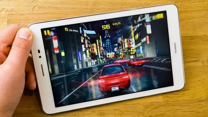 Huawei MediaPad T1 8.0 Pro Spiele