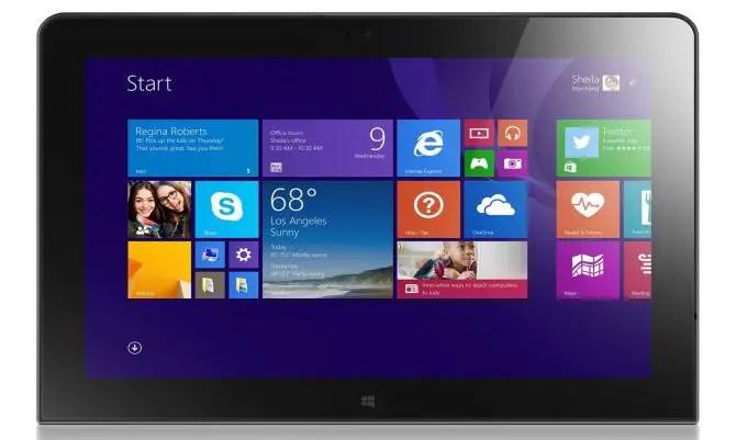 Lenovo ThinkPad 10 Tablet