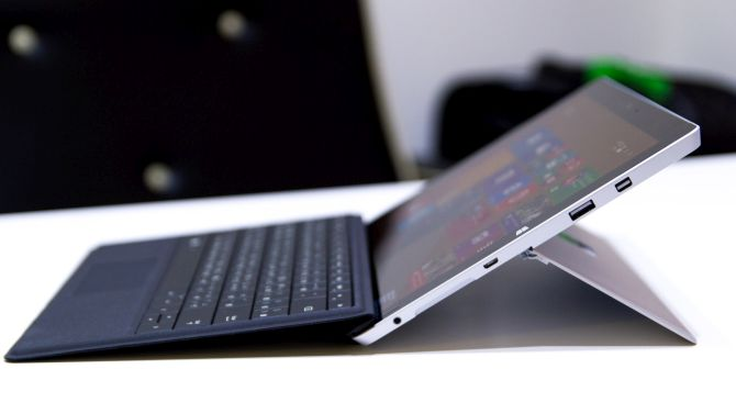 Microsoft Surface 3 Kickstand