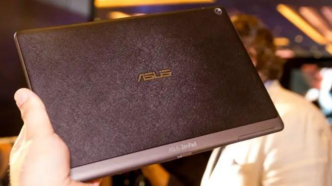 ASUS ZenPad 10 Rückseite