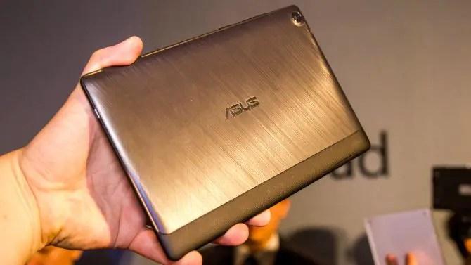 ASUS ZenPad S 8.0 Rückseite
