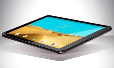 LG G Pad 2 10.1 mit Android Lollipop
