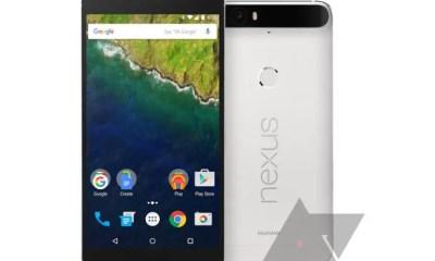 Nexus 6P Pressebild