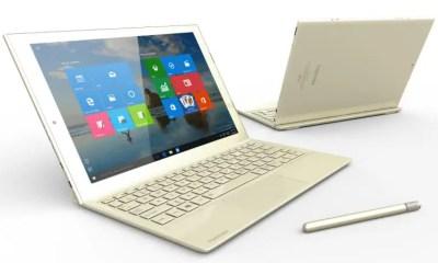 Toshiba dynaPad Tastatur