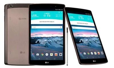 LG G Pad 2 8.3