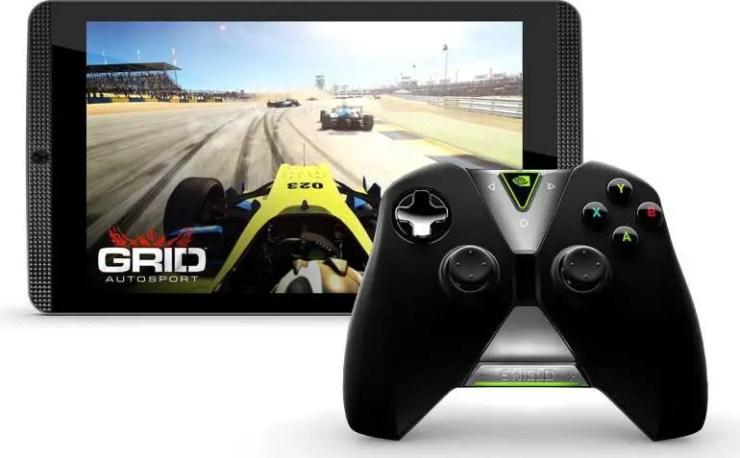NVIDIA Shield K1 Gaming Tablet
