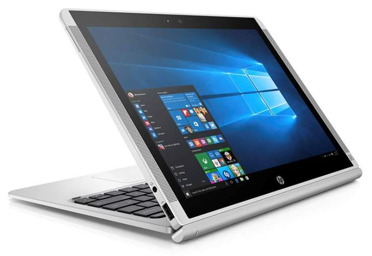 HP Pavilion X2 12 mit Windows 10