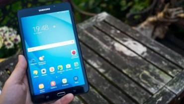 Samsung Galaxy Tab A 7.0 mit Lollipop