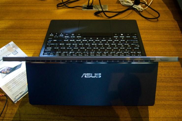 ASUS Transfromer 3 Pro mit Kickstand