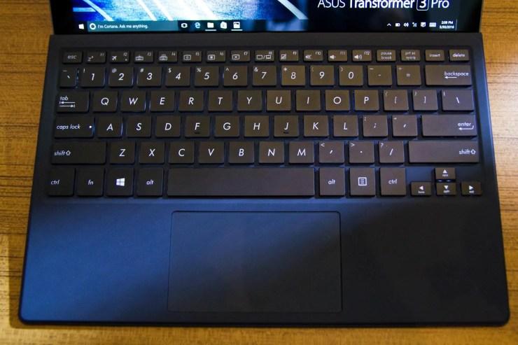 ASUS Transformer 3 Pro Tastatur Cover