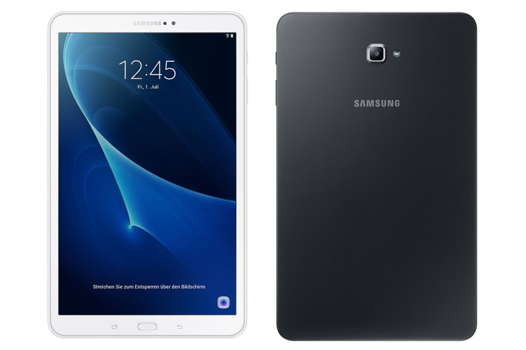samsung galaxy tab a 10 1 2016 tablet offiziell vorgestellt. Black Bedroom Furniture Sets. Home Design Ideas