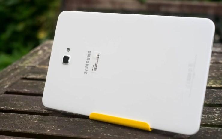 Samsung Galaxy Tab A 10.1 Design