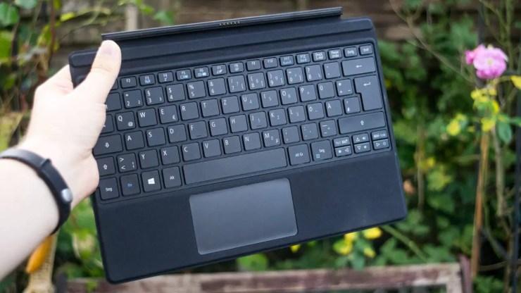 Acer Switch Alpha 12 Tastatur