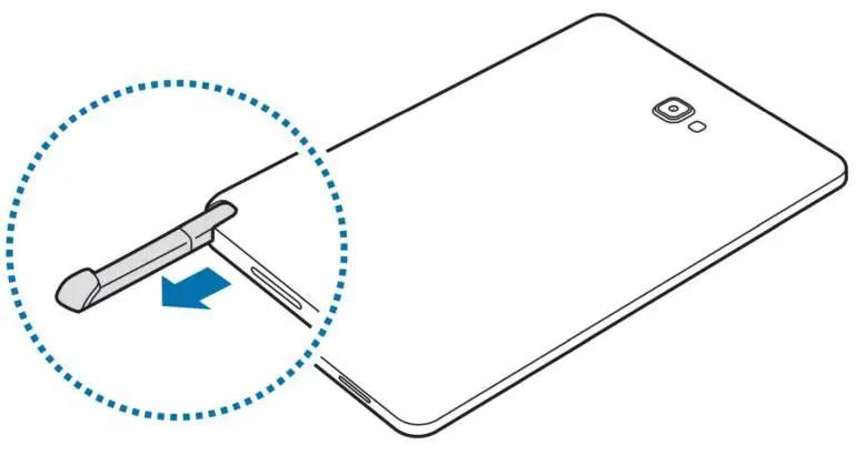 Samsung Galaxy Tab A 10.1 mit S-Pen Stift gibt es wirklich