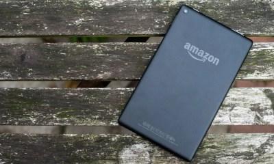 Amazon Fire HD 8 2016 Verarbeitung