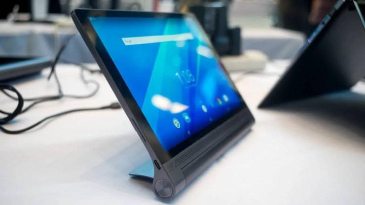 Lenovo Yoga Tab 3 Plus Kickstand