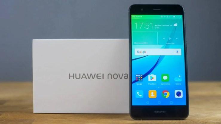 Huawei Nova Test