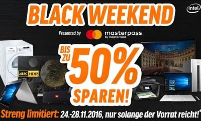 Black Weekend 2016