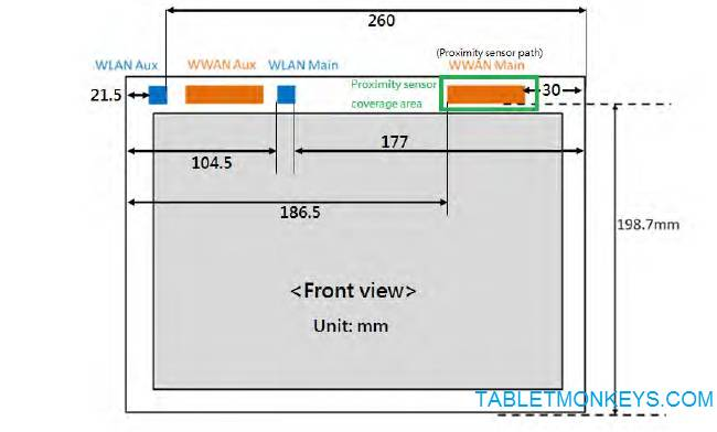 HP 12 Zoll Windows-Tablet Leak