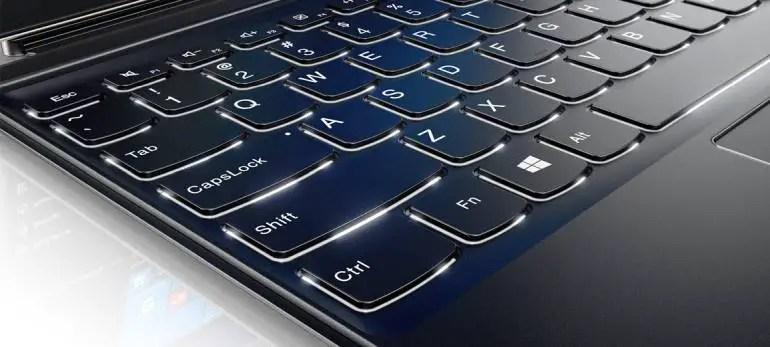 Lenovo MIIX 720 Tastatur