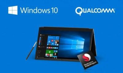 Windows 10 auf Qualcomm Snapdragon