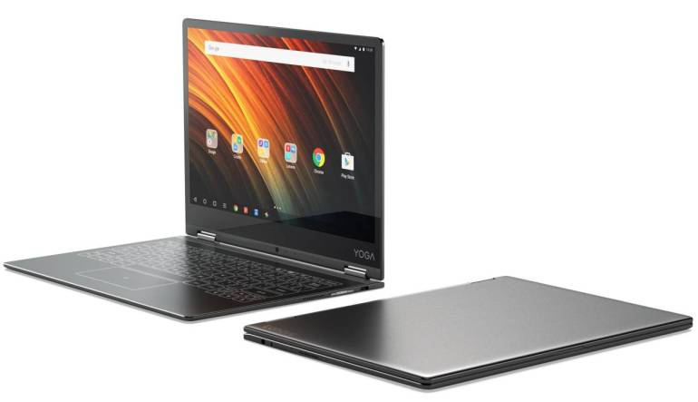 Lenovo Yoga Book 12 Design