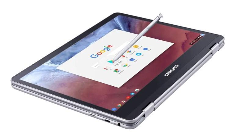 Samsung Chromebook Pro, Plus Convertible