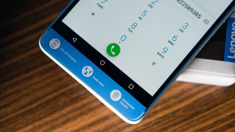 Lenovo Tab3 7 Plus telefonieren