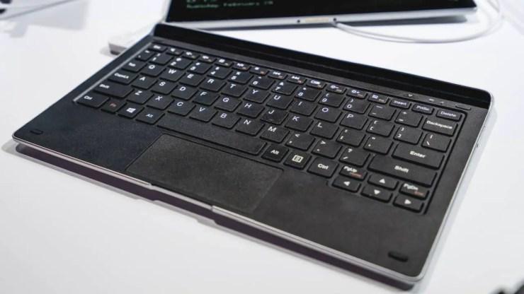 Alcatel Plus 12 LTE Tastatur
