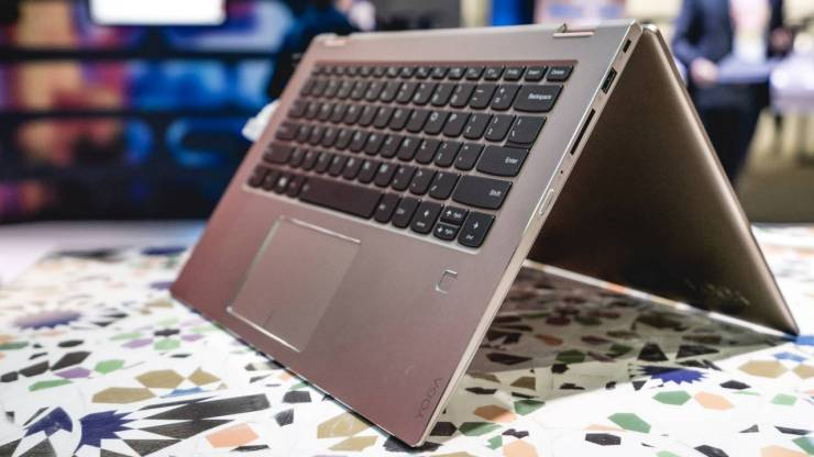 Lenovo Yoga 520 Convertible