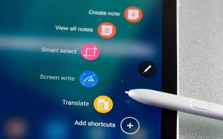 Samsung Galaxy Tab S3 S-Pen