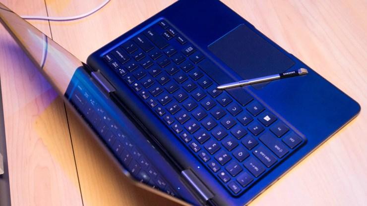 Samsung Notebook 9 Pro S-Pen