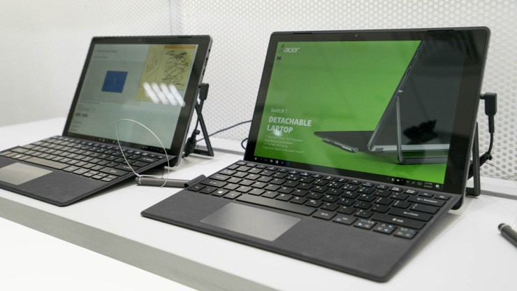 Acer Aspire Switch 5 Hands On