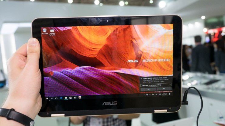 ASUS VivoBook Flip 12 Tablet