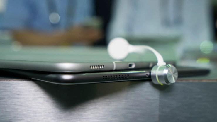 Samsung Galaxy Tab S3 vs. ASUS ZenPad 3S 10 Design