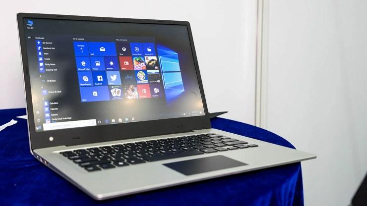 Jumper EZBook 3S Hands On