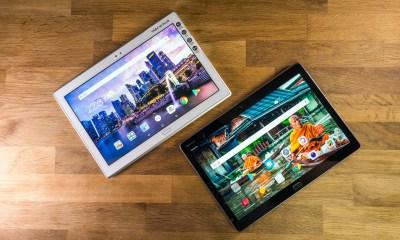 Lenovo Tab 4 10 Plus Vergleich mit Huawei MediaPad M3 Lite 10