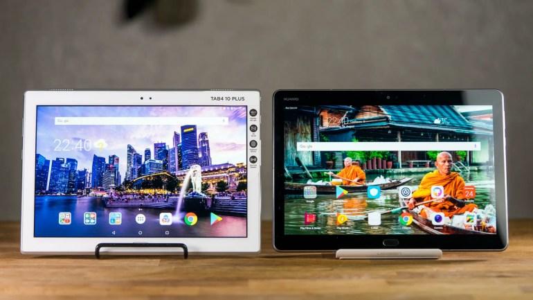 Lenovo Tab 4 10 Plus Vergleich