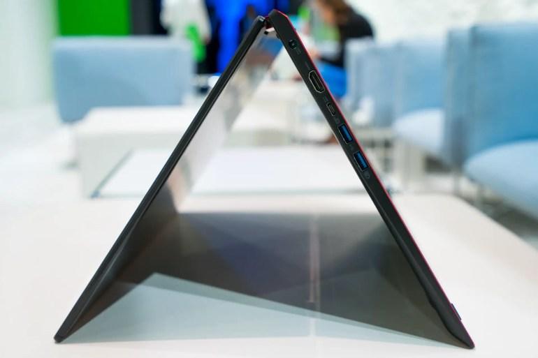 Acer Nitro 5 Spin Anschlüsse