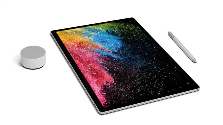 Microsoft Surface Book 2 Display