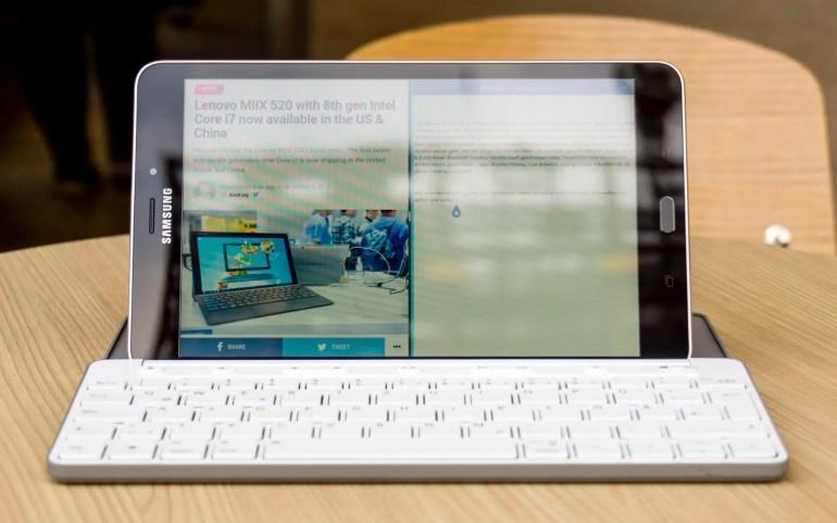 Samsung Galaxy Tab A 8.0 2017 Software